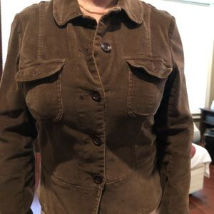 Chico brown jacket
